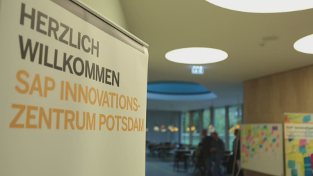 SAP B-Roll Innovation Center 2014
