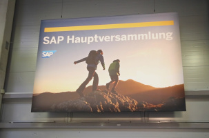 SAP Annual General Meeting 2015
