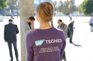 SAP TechEd in Barcelona 2015