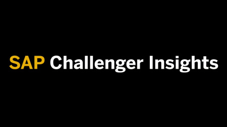 SAP Challenger Insights 2016 V001