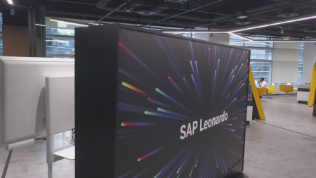 SAP Leonardo Center Singapore - B-Roll 2018