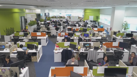 SAP Office Singapore B-Roll 2018