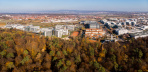 SAP Campus Walldorf Aerial Panorama 2018