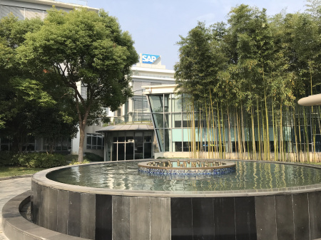 Locations SAP Labs China 2018 001
