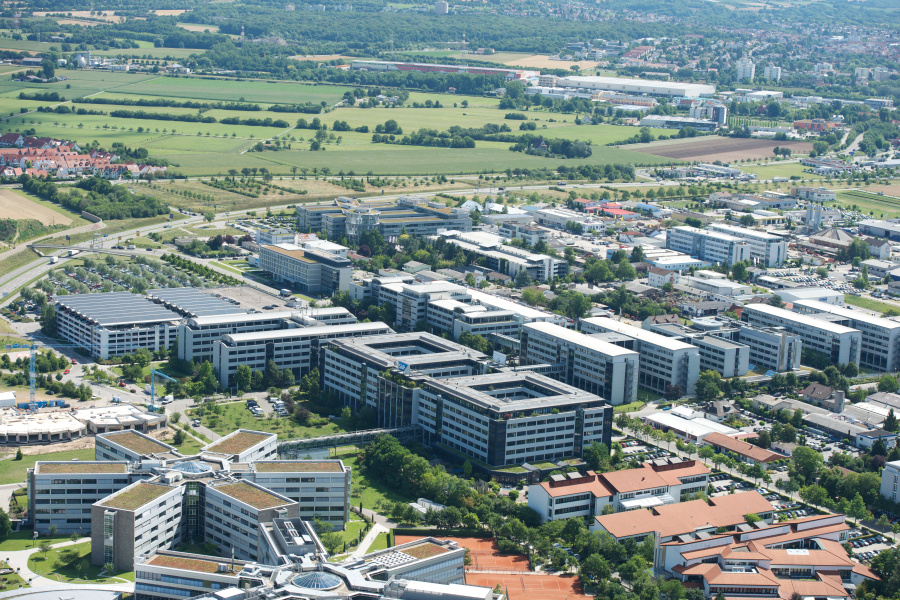 Walldorf Germany  city photos gallery : SAP Stock Footage SAP Locations Walldorf Aerial 2012 004