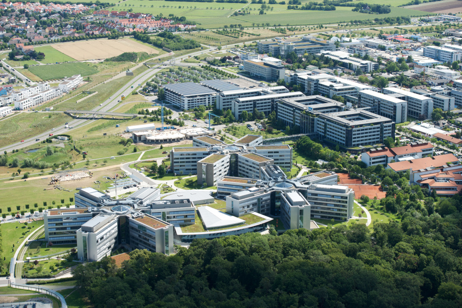 Walldorf Germany  city photos gallery : SAP Stock Footage SAP Locations Walldorf Aerial 2012 008